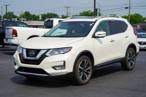 2017 Nissan Rogue for sale at Preferred Auto Fort Wayne in Fort Wayne IN