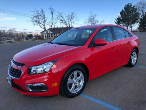 2016 Chevrolet Cruze Limited for sale at DRIVE N BUY AUTO SALES in Ogden UT