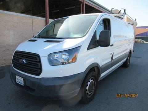 2015 Ford Transit Cargo for sale at California Auto Enterprises in San Jose CA