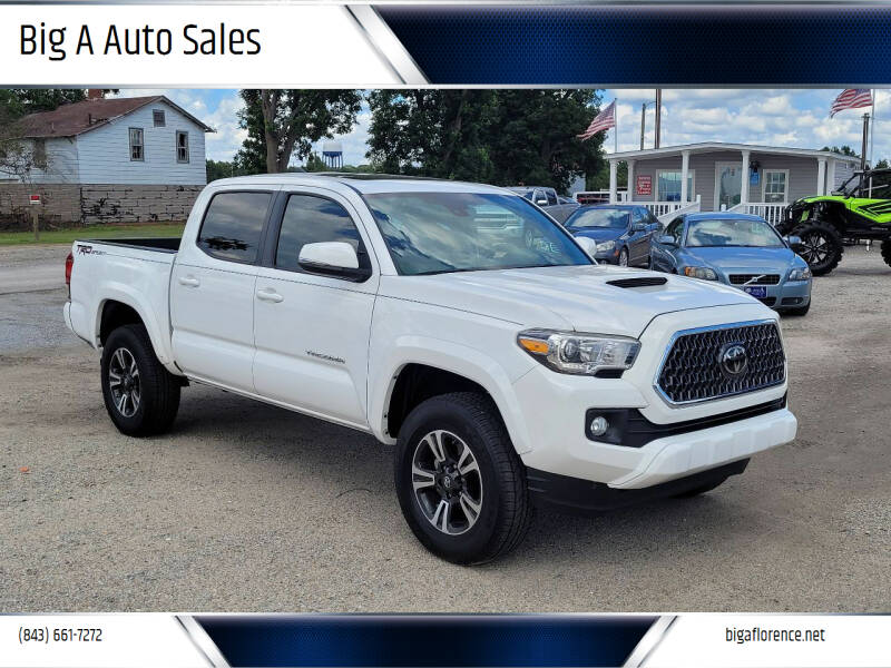 2019 Toyota Tacoma for sale at Big A Auto Sales Lot 2 in Florence SC