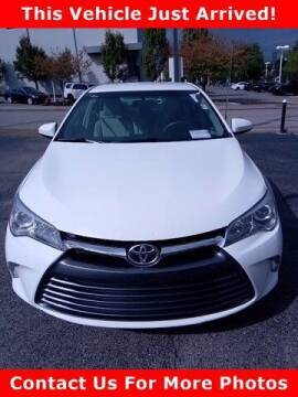 2015 Toyota Camry for sale at Beaman Buick GMC in Nashville TN