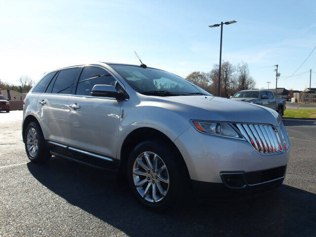 2012 Lincoln MKX for sale at TAPP MOTORS INC in Owensboro KY