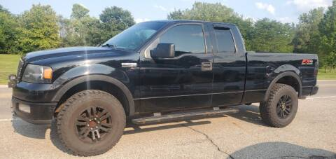 2004 Ford F-150 for sale at Superior Auto Sales in Miamisburg OH