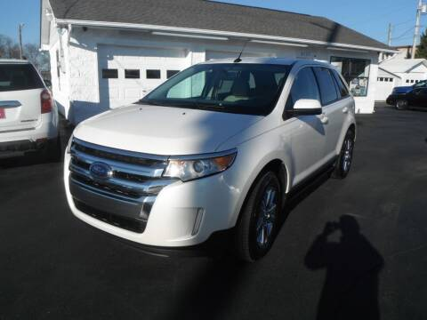 2013 Ford Edge for sale at Morelock Motors INC in Maryville TN