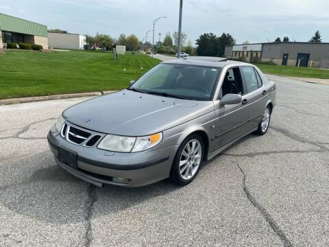 2002 Saab 9-5 for sale at JE Autoworks LLC in Willoughby OH