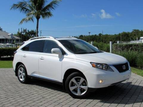 2010 Lexus RX 350 for sale at Auto Quest USA INC in Fort Myers Beach FL