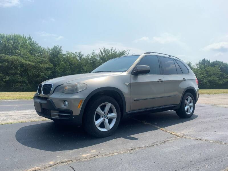 2007 BMW X5 for sale at Crawley Motor Co in Parsons TN