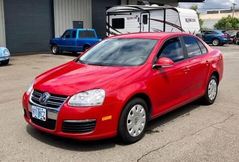 2007 Volkswagen Jetta for sale at DASH AUTO SALES LLC in Salem OR