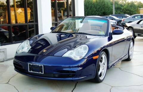 2002 Porsche 911 for sale at Avi Auto Sales Inc in Magnolia NJ