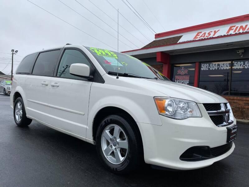 2013 Dodge Grand Caravan for sale at Premium Motors in Louisville KY