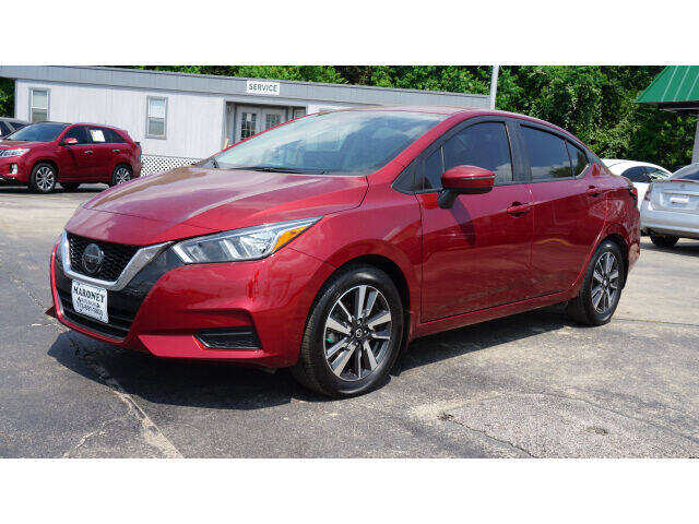 2020 Nissan Versa for sale at Maroney Auto Sales in Humble TX