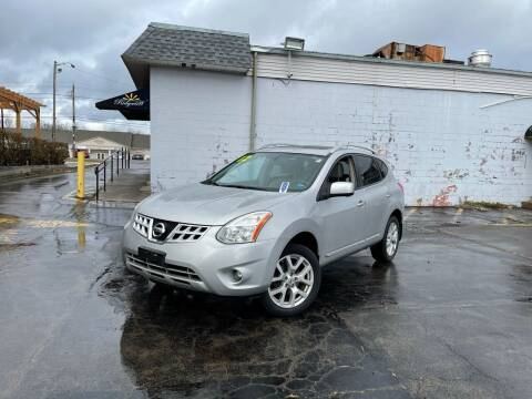 2012 Nissan Rogue for sale at Santa Motors Inc in Rochester NY