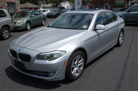 2012 BMW 5 Series for sale at D&H Auto Group LLC in Allentown PA