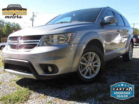 2016 Dodge Journey for sale at High-Thom Motors in Thomasville NC