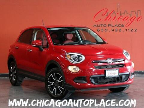 2016 FIAT 500X for sale at Chicago Auto Place in Bensenville IL