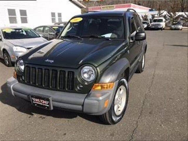 2007 Jeep Liberty for sale at Wilton Auto Park.com in Wilton CT