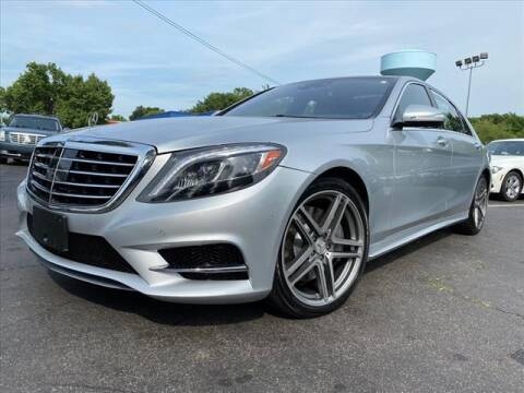2014 Mercedes-Benz S-Class for sale at iDeal Auto in Raleigh NC