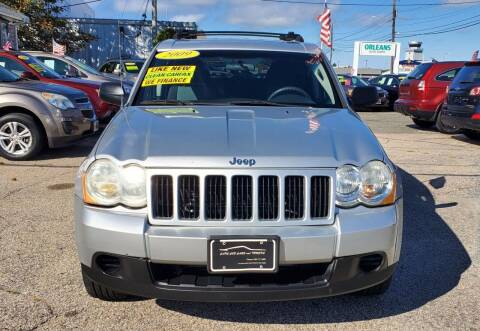 2009 Jeep Grand Cherokee for sale at Cape Cod Cars & Trucks in Hyannis MA