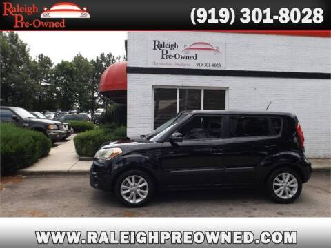 2012 Kia Soul for sale at Raleigh Pre-Owned in Raleigh NC