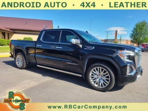 2019 GMC Sierra 1500 for sale at R & B Car Company in South Bend IN