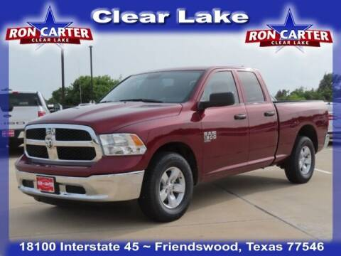 2021 RAM Ram Pickup 1500 Classic for sale at Ron Carter  Clear Lake Used Cars in Houston TX