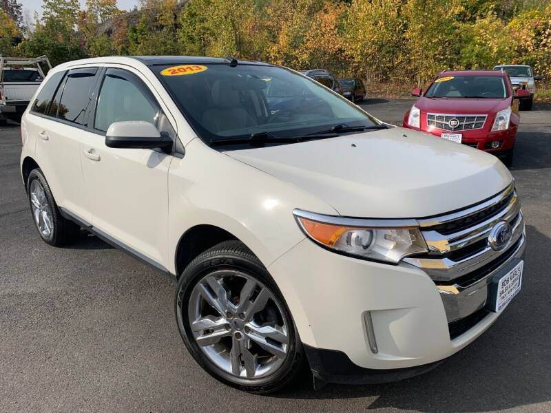 2013 Ford Edge for sale at Bob Karl's Sales & Service in Troy NY