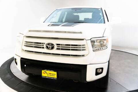 2016 Toyota Tundra for sale at AUTOMAXX MAIN in Orem UT