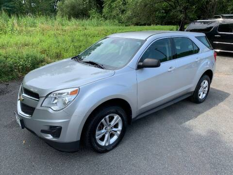 2012 Chevrolet Equinox for sale at Crazy Cars Auto Sale in Jersey City NJ