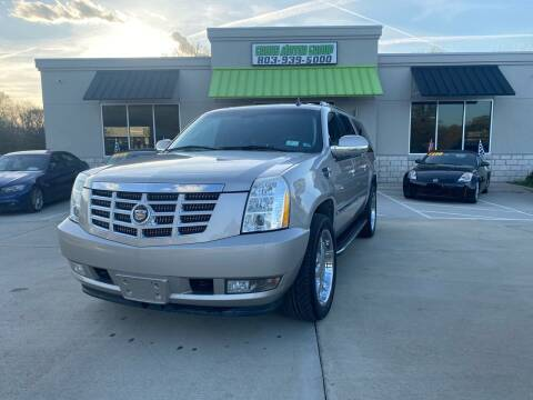 2007 Cadillac Escalade ESV for sale at Cross Motor Group in Rock Hill SC