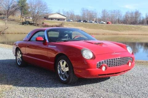 2004 Ford Thunderbird for sale at Vehicle Network - Joe's Tractor Sales in Thomasville NC