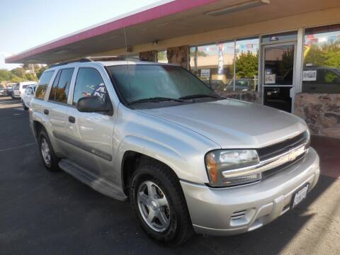 2004 Chevrolet TrailBlazer for sale at Auto 4 Less in Fremont CA
