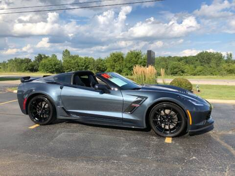 2019 Chevrolet Corvette for sale at Fox Valley Motorworks in Lake In The Hills IL
