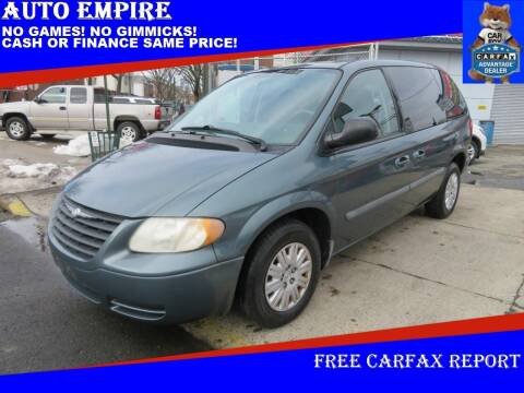 2007 Chrysler Town and Country for sale at Auto Empire in Brooklyn NY