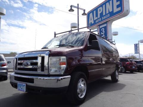 2008 Ford E-Series Wagon for sale at Alpine Auto Sales in Salt Lake City UT