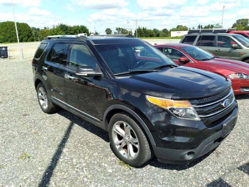2013 Ford Explorer for sale at Oxford Motors Inc in Oxford PA