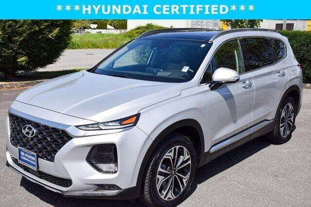 2019 Hyundai Santa Fe for sale in Burlington, WA