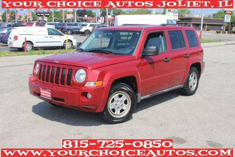 2010 Jeep Patriot for sale at Your Choice Autos - Joliet in Joliet IL