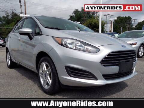 2018 Ford Fiesta for sale at ANYONERIDES.COM in Kingsville MD