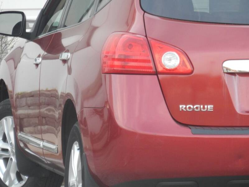 2013 Nissan Rogue for sale at Moto Zone Inc in Melrose Park IL