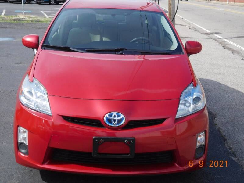 2010 Toyota Prius for sale at Southbridge Street Auto Sales in Worcester MA