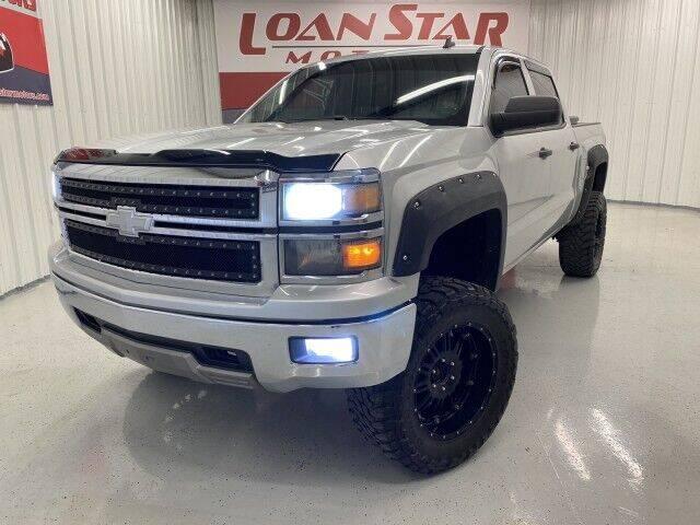 2014 Chevrolet Silverado 1500 for sale at Loan Star Motors in Humble TX