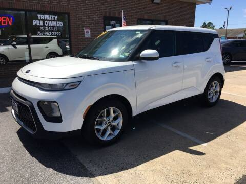 2021 Kia Soul for sale at Bankruptcy Car Financing in Norfolk VA