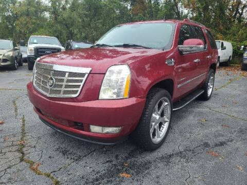 2007 Cadillac Escalade for sale at Atlanta's Best Auto Brokers in Marietta GA