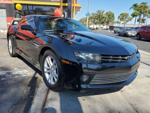 2014 Chevrolet Camaro for sale at Carzone Automall in South Gate CA