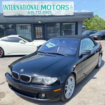 2005 BMW 3 Series for sale at International Motors Inc. in Nashville TN