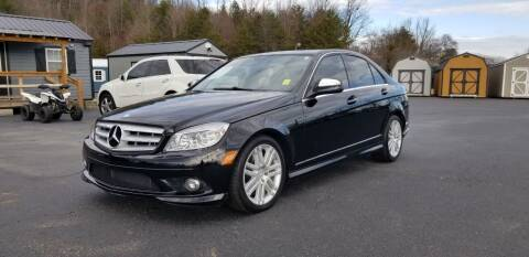 2009 Mercedes-Benz C-Class for sale at Elite Auto Brokers in Lenoir NC