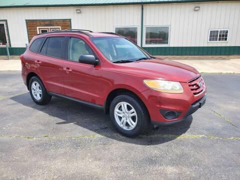 2011 Hyundai Santa Fe for sale at Farmington Auto Plaza in Farmington MO