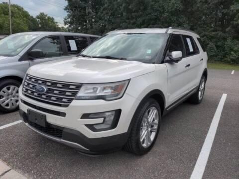 2016 Ford Explorer for sale at Strosnider Chevrolet in Hopewell VA