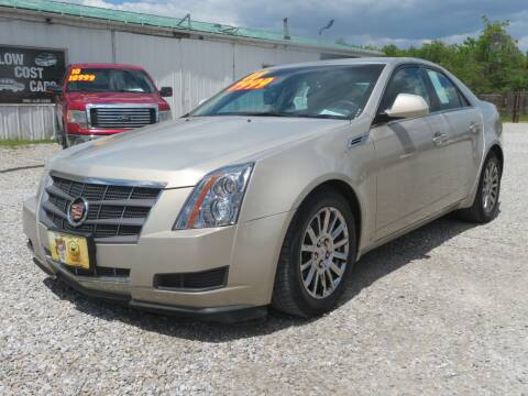 2008 Cadillac CTS for sale at Low Cost Cars in Circleville OH