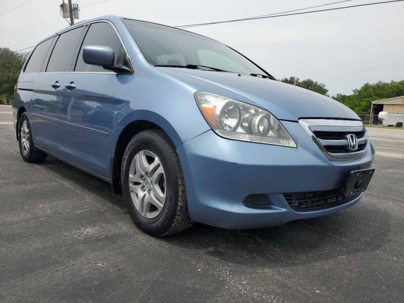 2007 Honda Odyssey for sale at Thornhill Motor Company in Lake Worth TX